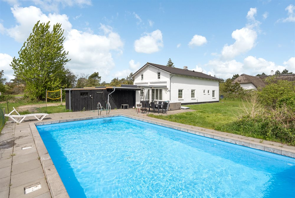 10 persoons vakantiehuis in Zuidwest-Jutland