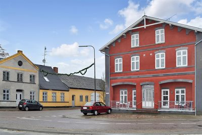 Holiday apartment in a town, 29-4025, Bredebro