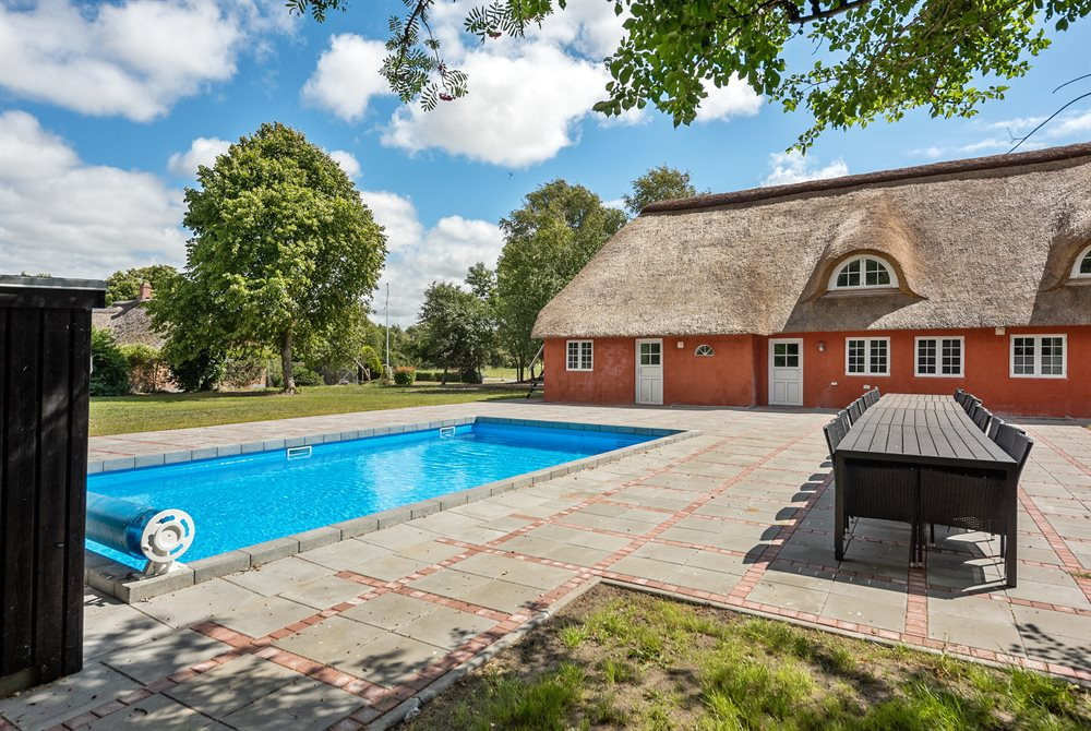 24 persoons vakantiehuis in Zuidwest-Jutland