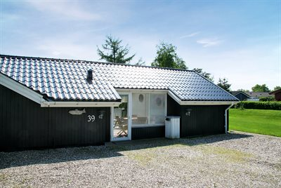 Holiday home, 45-3143, Oster Hurup