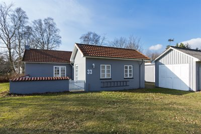 Holiday home, 45-3173, Oster Hurup
