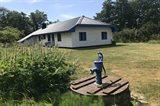 Sommerhus på landet 47-0009 Læsø, Byrum