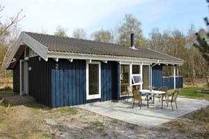 Holiday home, 47-1000, Laso, Nordmarken