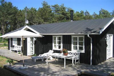 Holiday home, 47-2012, Laso, Vestero Syd