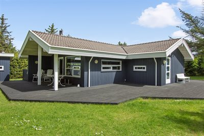 Holiday home, 48-1300, Bisnap, Hals