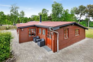 Holiday home, 52-0075, Grenaa Strand