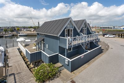 Holiday home in a holiday village, 52-0086, Grenaa Strand