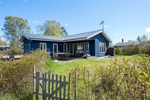 Holiday home, 52-0087, Grenaa Strand
