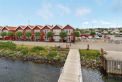 Holiday apartment in a town, 52-3656, Ebeltoft