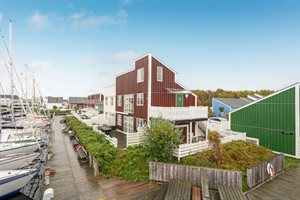 Holiday apartment in a holiday village, 52-3670, Ebeltoft