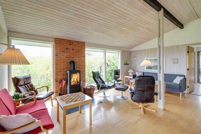 Holiday home, 52-4537, Egsmark Strand