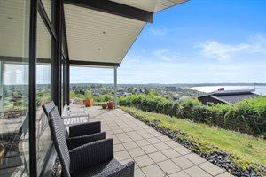 Holiday home, 52-4540, Egsmark Strand