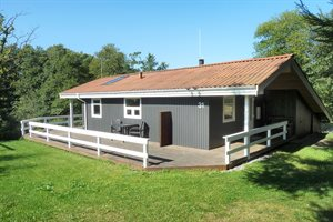 Stuga, 52-4548, Handrup Strand