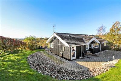 Holiday home, 52-4553, Egsmark Strand