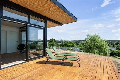 Holiday home, 52-4555, Egsmark Strand