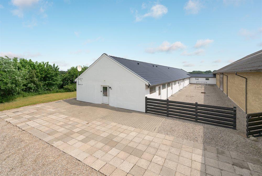 20 persoons vakantiehuis in Zuidoost-Jutland