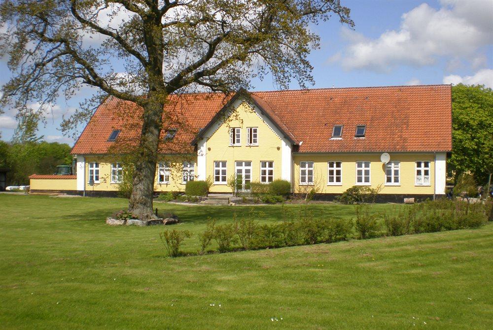 23 persoons vakantiehuis in Zuidoost-Jutland