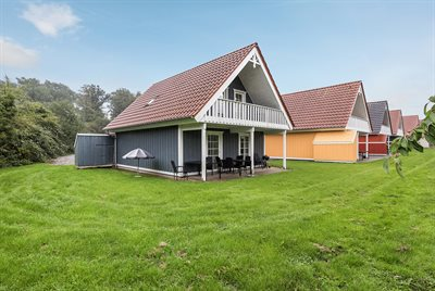Holiday home in a holiday village, 64-3848, Graasten
