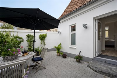 Holiday apartment in a town, 72-1033, Kerteminde