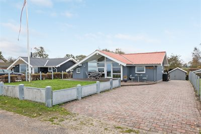 Holiday home, 72-4125, Hasmark