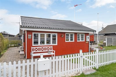 Holiday home, 72-4137, Hasmark