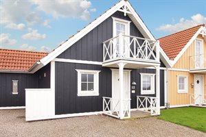 Sommerhus i ferieby, 73-0024, Bro Strand