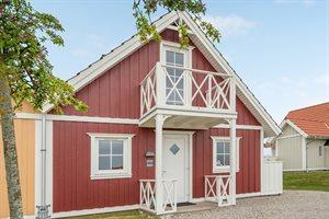 Sommerhus i ferieby, 73-0025, Bro Strand