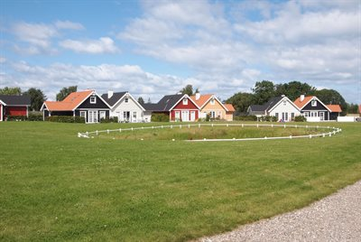 Holiday home in a holiday village, 73-0028, Bro Strand