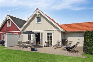 Sommerhus, 73-0033, Bro Strand
