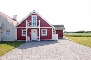 Ferienhaus in einem Ferienresort, 73-0051, Bro Strand