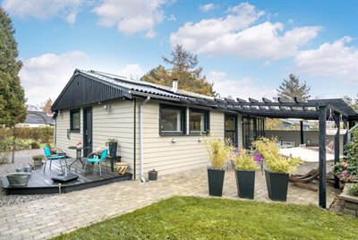 Holiday home, 80-0040, Næsby Strand