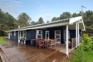 Holiday home, 80-4020, Hyldtofte