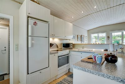 Holiday home, 83-0031, Sortso Strand