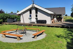 Holiday home, 83-1009, Sortso Strand