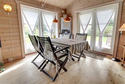 Holiday home, 93-0697, Hornbaek