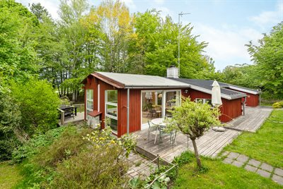Holiday home, 93-4520, Hundested
