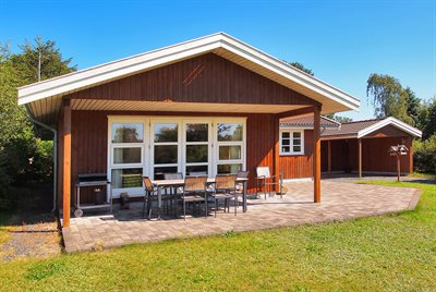 Holiday home, 94-0018, Skibby