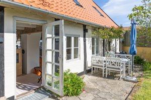 Sommerhus i by, 95-5017, Gudhjem