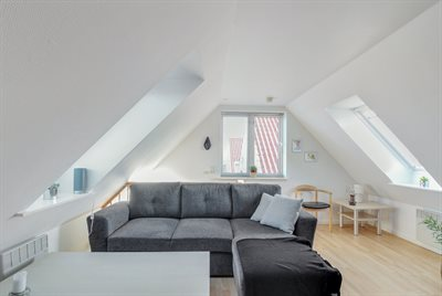 Holiday apartment in a town, 95-5018, Gudhjem