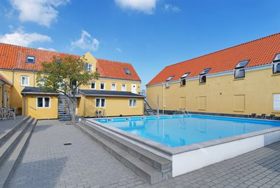 Holiday apartment in a town, 95-5031, Gudhjem