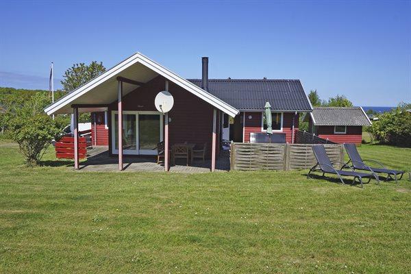 sommerhus Sandvig