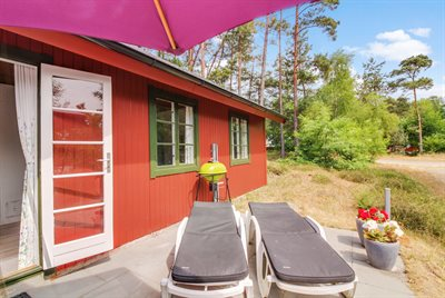 Holiday home in a holiday village, 95-9002, Dueodde Ferieby