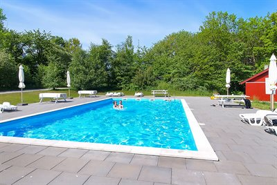 Holiday home in a holiday village, 95-9004, Dueodde Ferieby