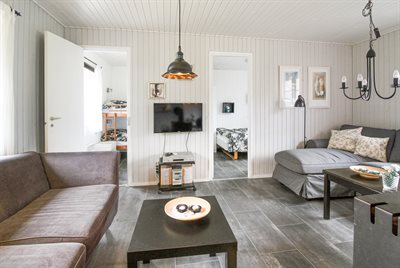Holiday home in a holiday village, 95-9019, Dueodde Ferieby