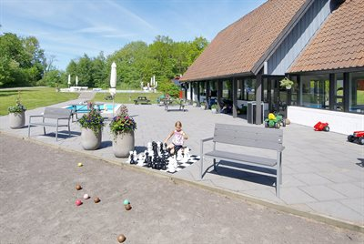 Holiday home in a holiday village, 95-9022, Dueodde Ferieby