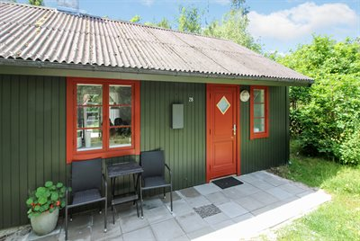 Holiday home in a holiday village, 95-9028, Dueodde Ferieby