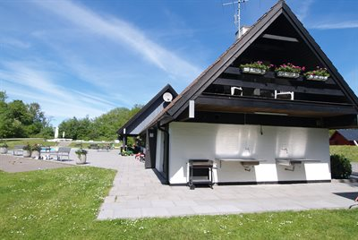 Holiday home in a holiday village, 95-9036, Dueodde Ferieby