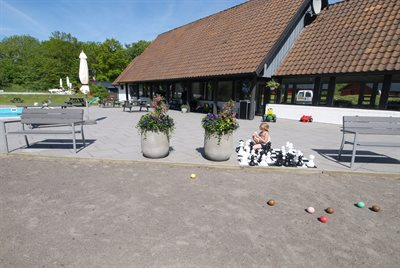 Holiday home in a holiday village, 95-9041, Dueodde Ferieby