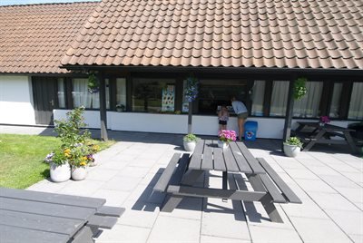 Holiday home in a holiday village, 95-9043, Dueodde Ferieby