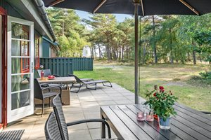 Holiday home in a holiday village, 95-9047, Dueodde Ferieby